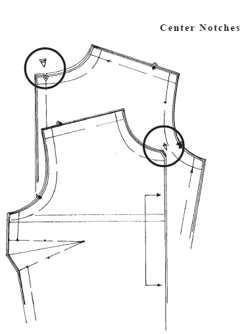 Center Notches