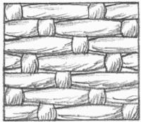 satin weave