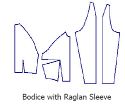 8f6a08392819 These kinds of sleeves are mainly used in tops