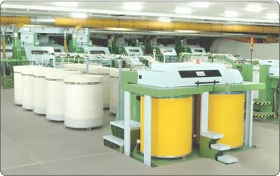 Drawframe Machine